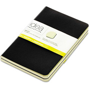 "TOPS® Idea Collective Journal 56877, 3-1/2"" x 5-1/2"", Cream, 40 Sheets/Pad, 2/Pack"