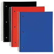 "TOPS® Poly Notebook 59267, Wide, 11"" x 9"", 180 Sheets/Pad, 1 Pad/Pack"