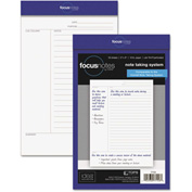 "TOPS® Idea Collective Legal Pad 77153, 5"" x 8"", White, 50 Sheets/Pad, 1/Pack"