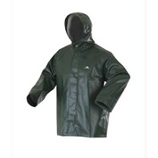 Stearns® Industrial Tough Jacket, .45mm PVC, Green, XL