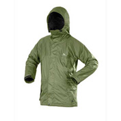 Stearns® Industrial Polyester Ripstop Jacket, Green, Waterproof, M
