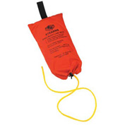Stearns® Ring Buoy Rope with Bag, 90 ft. Orange