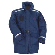 Stearns® Windward™ Flotation Jacket, USCG Type III, Navy, Nylon, S