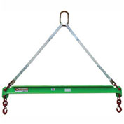 Caldwell 430-1/4-2, Composite Spreader Beam, 1/4 Ton Capacity, 2' Hook Spread