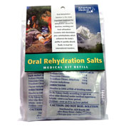 Adventure Medical Kits Oral Rehydration Salts, 3 Pack, 0155-0650
