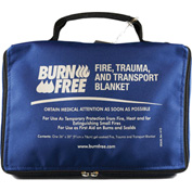 "BurnFree® Fire & Trauma Blanket, 36"" x 30"""