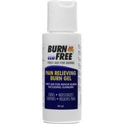 BurnFree Pain Relieving Gel, 2 oz. Squeeze Bottle