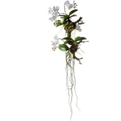 "Sage & Co.® Hanging Orchid Garden, 15""W x 15""D x 32""H"
