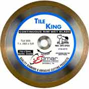 "Edmar 8"" Super Continuous Rim Wet Saw Blade"