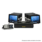Charge and Sync Station for 16-Tablets