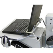 Ergotron Laptop Security Bracket for Neo-Flex™ Mobile WorkSpace