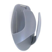 Ergotron Mouse Holder, Dark Gray
