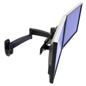 Ergotron 200 Series Dual Monitor Arm
