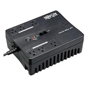 350VA UPS Compact Low Profile Standby 6 Outlets w/ USB Port