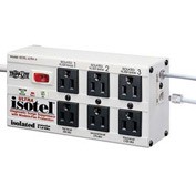 Isobar Ultra Surge Protector/Suppressor 6 Outlets 6' Cord 3330 Joules