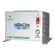 600W Wall Mountable Line Conditioner / AVR 4 Outlets 120V