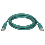 5ft Cat5e 350MHz Green Molded Patch Cable RJ45M/M