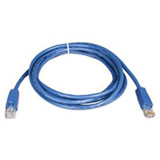 7ft Cat5e 350MHz Blue Molded Patch Cable RJ45M/M