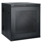 SmartRack 12U Wall Mount Enclosure with Doors and Side Panels