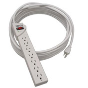 Protect It! Surge Protector/Suppressor 7 Outlets 25' Cord 1080 Joules