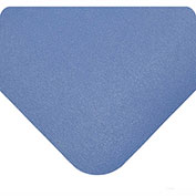 Wearwell Soft Rock SpongeCote, 1/2in Thick, 3' x 75', Bluestone