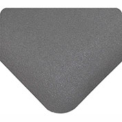 Wearwell Soft Rock SpongeCote, 1/2in Thick, 3' x 75', Slate
