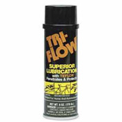 Tri-Flow Industrial Lubricant, 4 oz. Aerosol Can - TF20009 - Pkg Qty 12