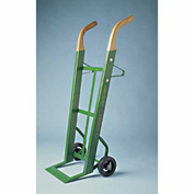 "Fairbanks Warehouse Truck Handtruck 9272-3SRT - 8"" Mold-On Rubber Wheels - 800 Lb. Cap."