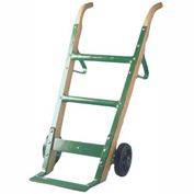 "Fairbanks Dry Goods Handtruck 9304-SRT - 8"" Mold-On Rubber Wheels - 700 Lb. Capacity"