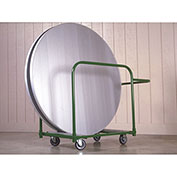 Fairbanks Dolly for Round Folding Tables Green 8 Table Capacity