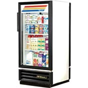 "True® GDM-10PT Refrigerated Pass-Thru Merchandiser - 24-7/8""W X 25-3/4""D X 53-1/2""H"