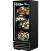 "True® GDM-12FC Floral Merchandiser 1 Section - 24-7/8""W X 23-1/8""D X 62-3/8""H"