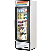 "True® GDM-19T-LD -  Refrigerated Merchandiser 1 Section - 27""W x 24-7/8""D x 78-5/8""H"