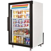 "True® GDM-7 Countertop Refrigerated Merchandiser, Lam Vinyl 24""W X 24-3/4""D X 39-3/4""H"