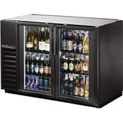 "True® TBB-24GAL-48G Back Bar Cooler 2 Section - 47-7/8""W X 24-1/4""D X 34-1/4""H"