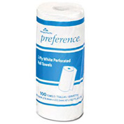 Preference GEP27300 - Perforated 2-Ply Paper Towels, 100 Sheets/Roll, 30 Rolls