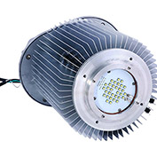 Straits Lighting 12031181 LED High Bay, 100/277V, 200W, 5000K, 17000 Lumens, 15-3/8""