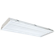 Straits 13071556 LED T8 Low Bay, 6-Lamp (lamps not included)