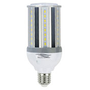 Straits 15020015 LED Corn Lamp, 18W, 2320 Lumens, 5000K, Medium (E26), (50W HID Replacement)