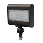 Straits Lighting 30180128 Broadcast LED Floodlight - 50W, 6180 Lumens, 5000k