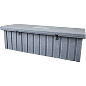 "RomoTech Outdoor Dock Storage Box 82121349 - Large 76""L x 25""W x 22-1/2""H, White"