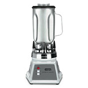 Waring 7011S Blender, 2 Speed, Stainless Steel Container, 32 Oz.