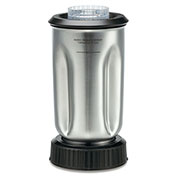 Waring CAC37 Container, Stainless Steel, 32 Oz., For BB150 and BB150S Blenders