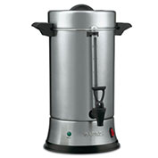 Waring WCU550 Coffee Urn Commercial 55 Cup, Stainless Steel, 120V