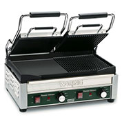 Waring WDG300 Panini Grill, Dual Commercial, 240V by zz