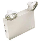 Emergi-Lite 12LSM110-2 Large Steel Emergency Light - 12V 110W