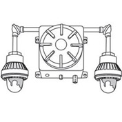 Emergi-Lite 5700010_E Replacement Lamp for EXC1-2IA