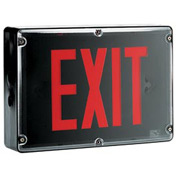 Emergi-Lite BBSVXN1R-D-4X NEMA 4X Exit Sign - Self Powered Single Face