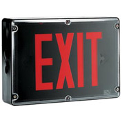 Emergi-Lite BBSVXN2R-D-4X NEMA 4X Exit Sign - Self Powered Double Face