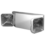Emergi-Lite EL-2SQ Escort Emergency Light - 6V Square Heads White